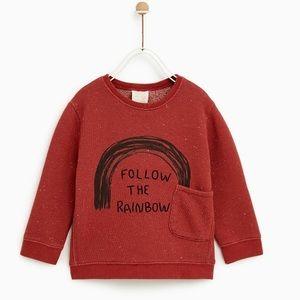 Zara Sweatshirt Size 12-18 Mos
